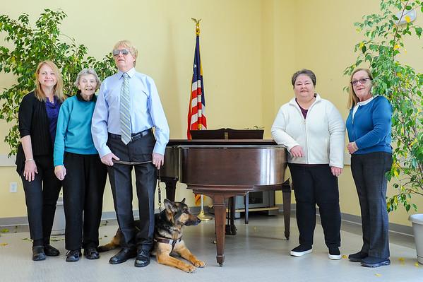 Parker Family Piano