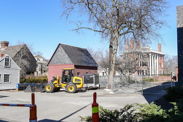 Construction in Salem