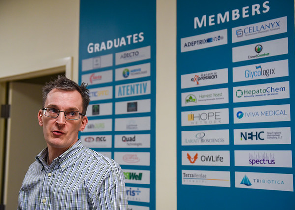 The new CEO and President of North Shore InnoVentures Chris Ilsley and who he is moving the tech incubator forward.