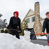 Snow Cleanup in Salem
