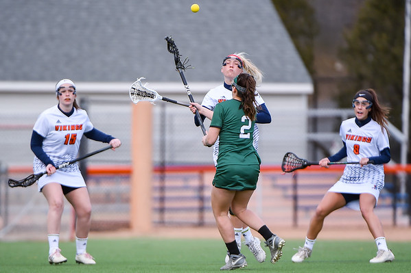 Salem State women's lacrosse game vs. Plymouth State
