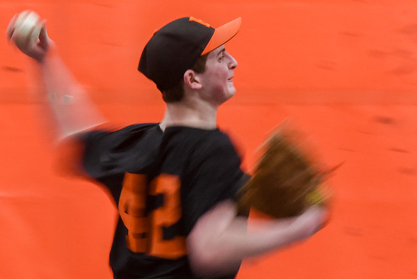 Photos from first day of HS spring practices in Peabody and Beverly