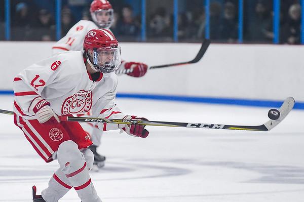 Triton vs Masconomet hockey