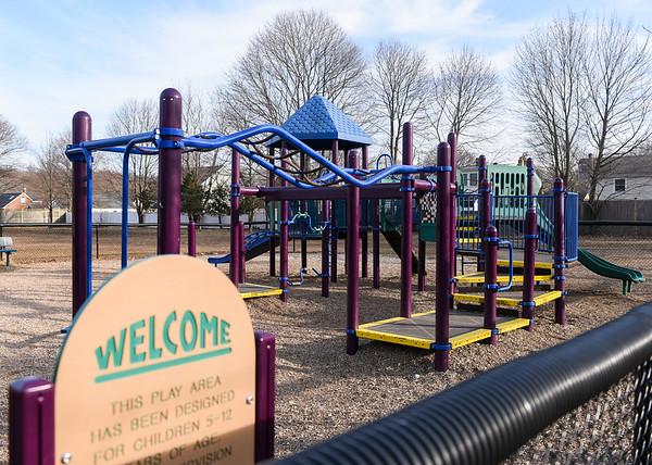 Brown School Playground