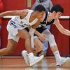 Hamilton-Wenham vs. St. Mary's Division 2 North boys basketball semifinal game