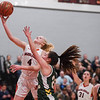 Marblehead girls basketball vs. North Reading in Division 2 North quarterfinals