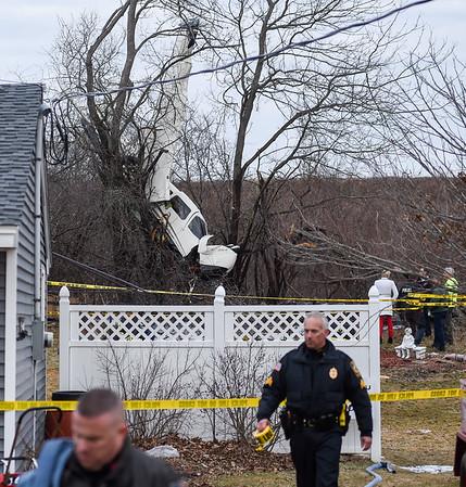 Plane Crash in Danvers