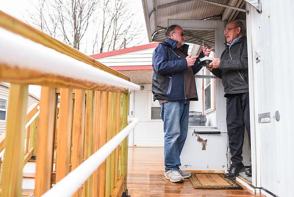 North Shore Elder Services Provide Meals