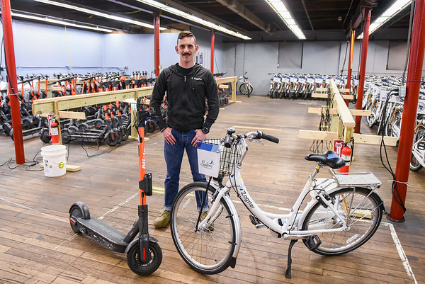 Zagster's Walter Christiansen in Beverly