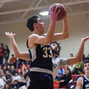 Hamilton-Wenham vs. St. Mary's Division 2 North boys basketball semifinal game