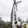 Plane Crash Removal in Danvers
