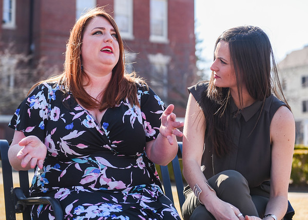 Riveting Broads' Molly Merluzzi and Jacqui Richard of Beverly