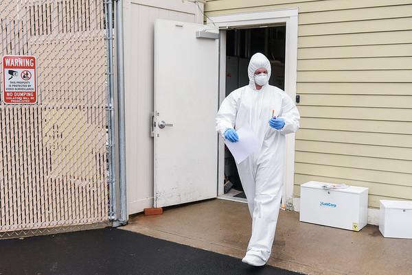 Coronavirus Testing in Middleton