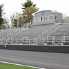 KEN YUSZKUS/Staff photo.     The Danvers High Deering Stadium nears completion.     05/13/16