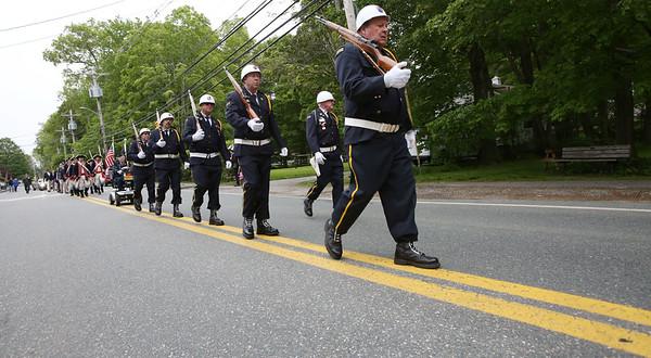 Hamilton Memorial Day ceremonies