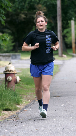 Alyssa Shashaty recently completed her 50th 5K — one in each state for 50 different charities.