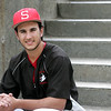 Salem High baseball captains Wes Schaejbe