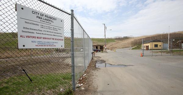 Peabody landfill