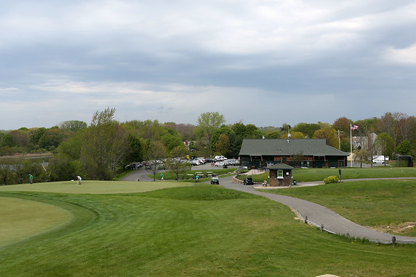 HADLEY GREEN/Staff photo<br /> The Meadow at Peabody golf course. <br /> <br /> 05/15/2018