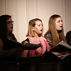 HADLEY GREEN/Staff photo<br /> The Gloucester High School chorus performs at the Gloucester School Arts Festival at the Cape Ann Museum. <br /> <br /> 05/12/2018