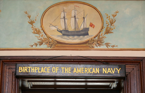 U.S. Navy Plaque