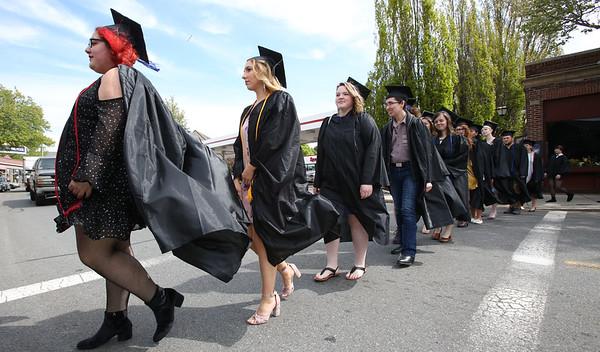 Montserrat College of Art grads