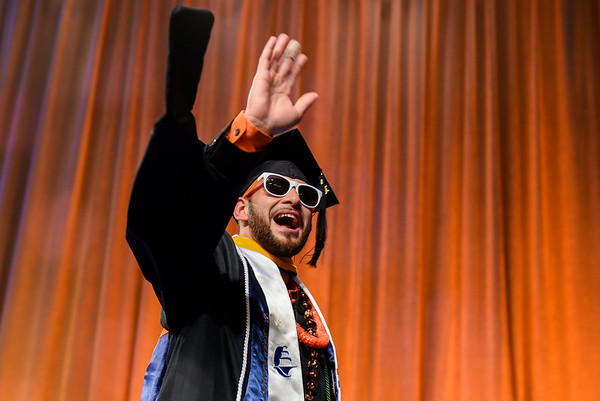 Salem State University Graduate School Commencement
