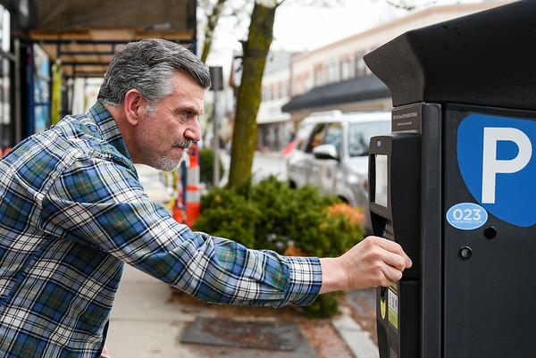Beverly Parking Kiosks