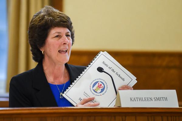Salem School Committee interviews interim superintendent candidate