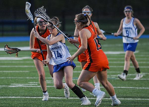 Beverly vs Danvers girls lacrosse