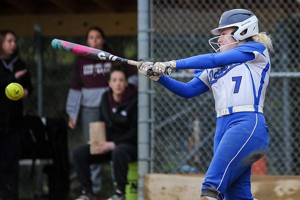 Danvers High varsity softball hosting Lynn English
