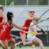 Masconomet at Ipswich girls varsity lacrosse