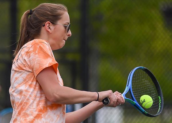 Winthrop vs Beverly girls tennis
