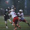 Essex Tech at Salem boys varsity lacrosse game