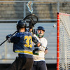 Essex Tech boys varsity lacrosse game vs. Greater Lowell