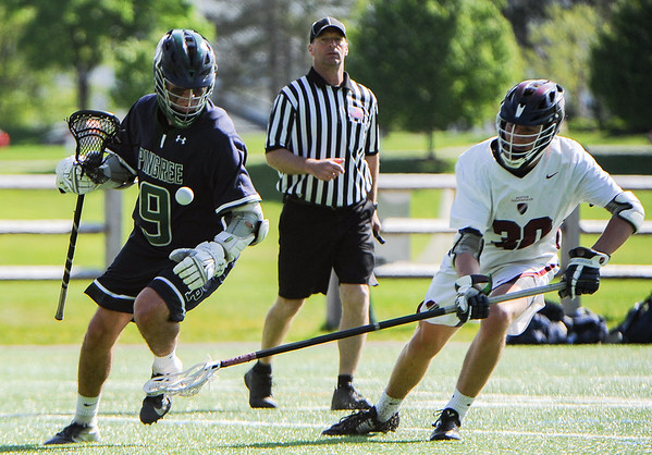 Pingree vs Dexter McCoy Cup lacrosse semifinals