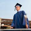 Peabody Veterans Memorial High School graduation