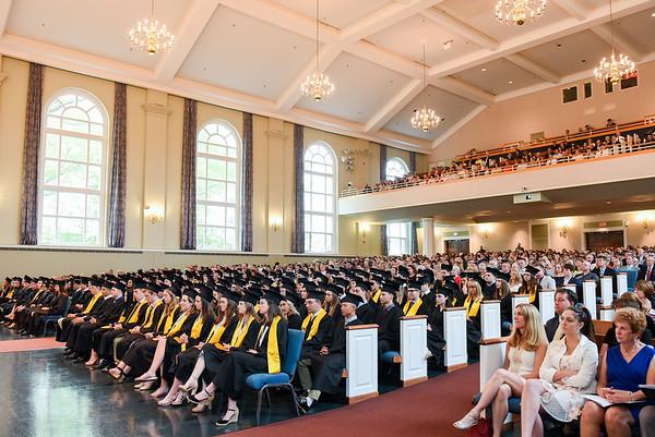 Bishop Fenwick Graduation