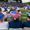 Peabody Veterans Memorial High School graduation
