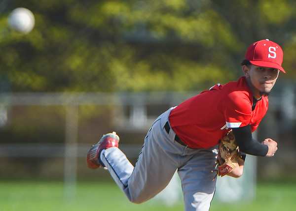 Peabody vs Salem baseball