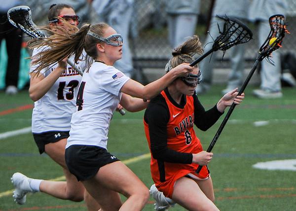 Beverly at Marblehead varsity girls lacrosse game