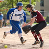 Danvers varsity softball vs. Gloucester