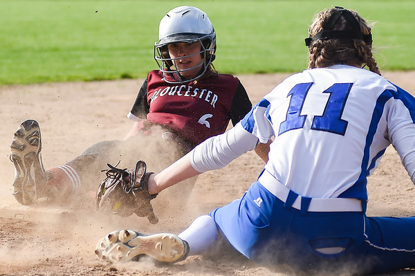 Danvers varsity softball vs. Gloucester