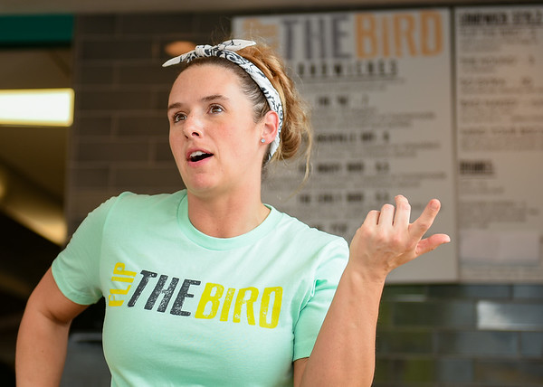 Flip the Bird co-owner Victoria Farnsworth talks about opening her second eatery