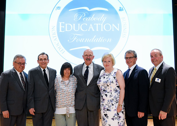 Peabody Education Foundation's 2019 George Peabody Legacy Awards