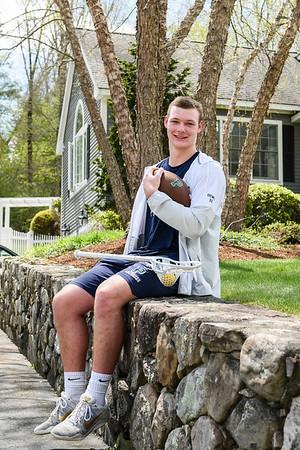 Student-Athlete nominee Tim Dowd of Pingree