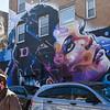Photos of Punto Art Museum murals