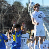 St. John's Prep soccer vs. East Boston in Division 1 North playoff semifinals