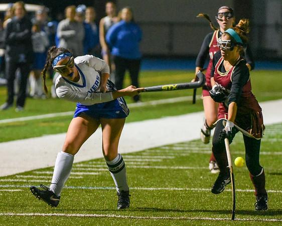Danvers vs Newburyport field hockey