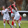 Masconomet vs Billerica girls soccer